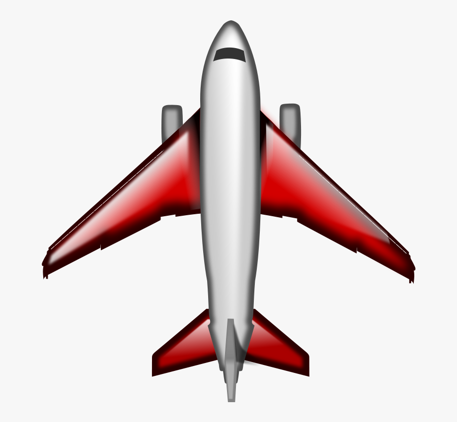 Free To Use Public Domain Airplane Clip Art.