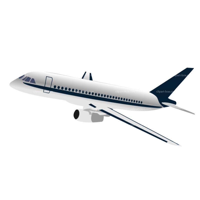 Airplane aircraft plane clip art at vector clip art image.