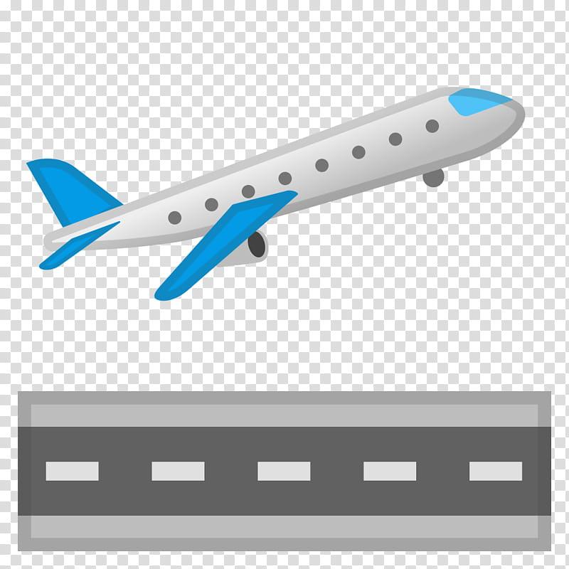 Airplane Emoji, Flight, Landing, Transport, Art Emoji.