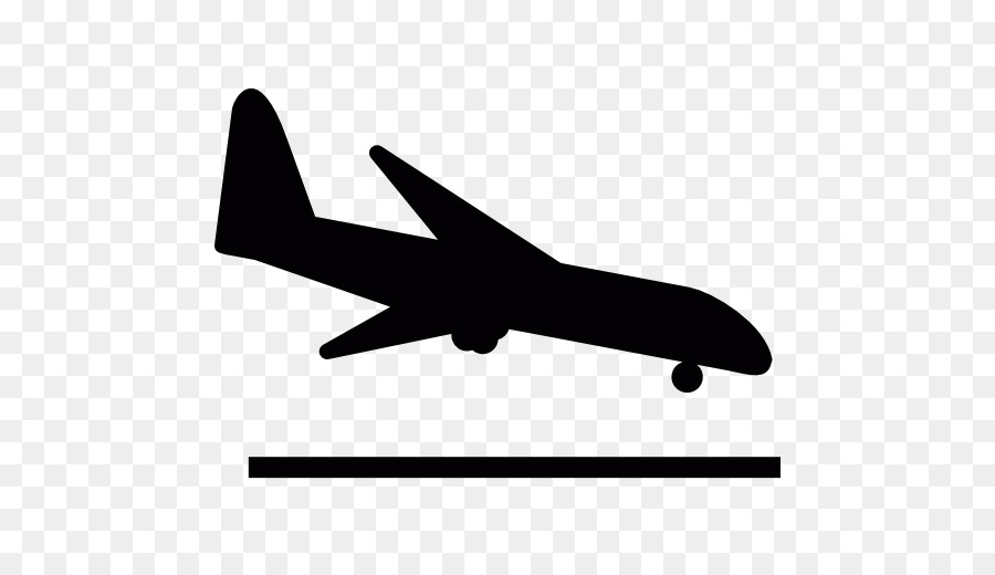 Airplane Icon clipart.