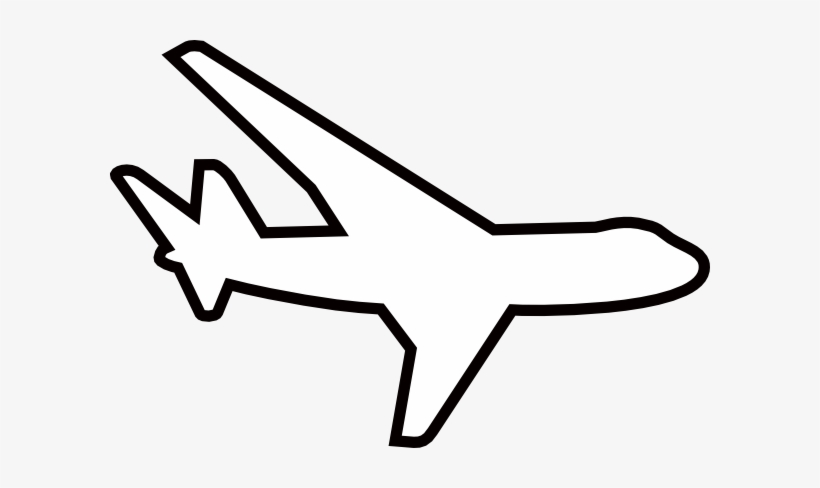 Airplane Outline.