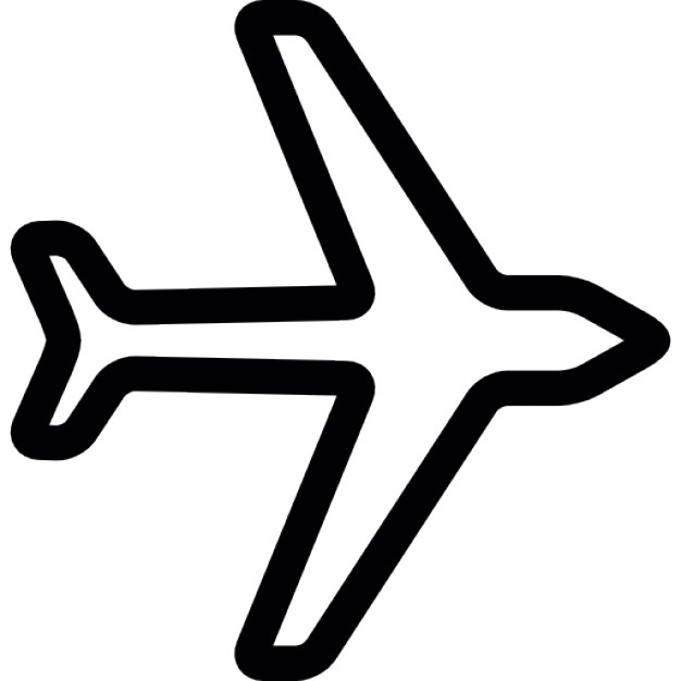 Plane Outline Vectors, Photos and PSD files.