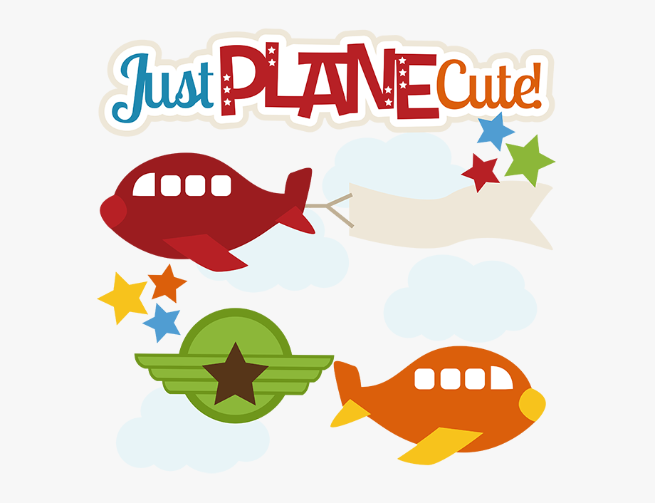 Just Plane Cute Svg Files For Scrapbooking Cardmaking.