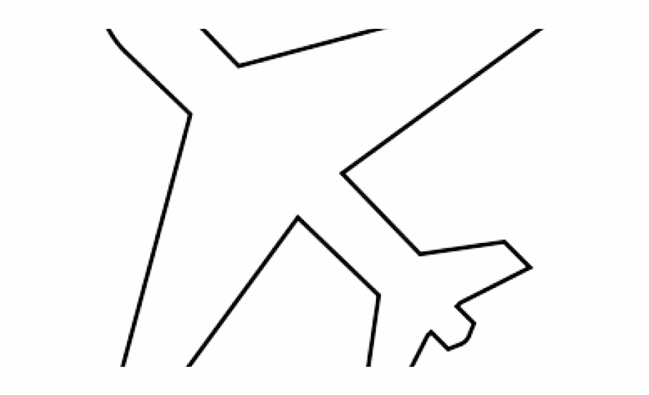Airplane clipart easy, Airplane easy Transparent FREE for.