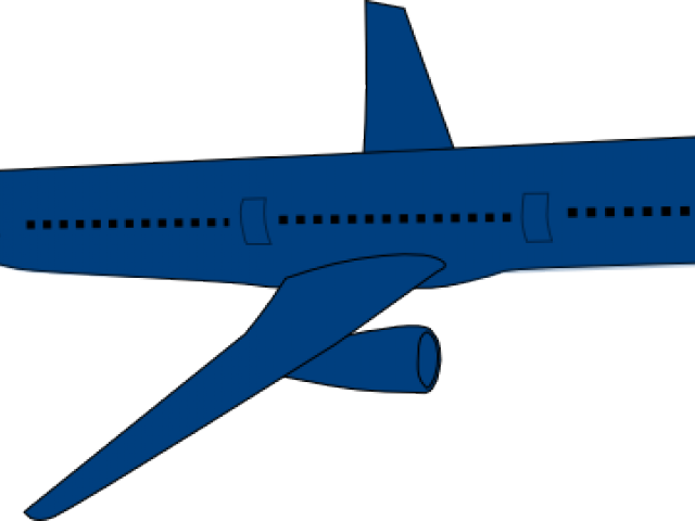 Flight Clipart Small Airplane.