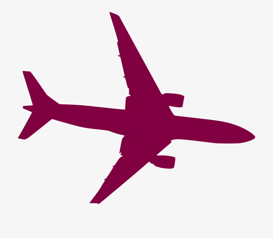Airliner, Jet, Airplane.
