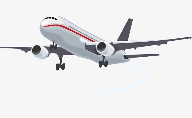 An Airplane, Airplane Clipart, Vector Aircraft.