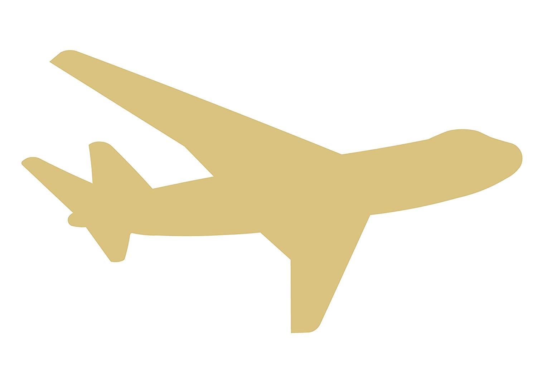 Amazon.com: Airplane Cutout Unfinished Wood Kids Room Flight.