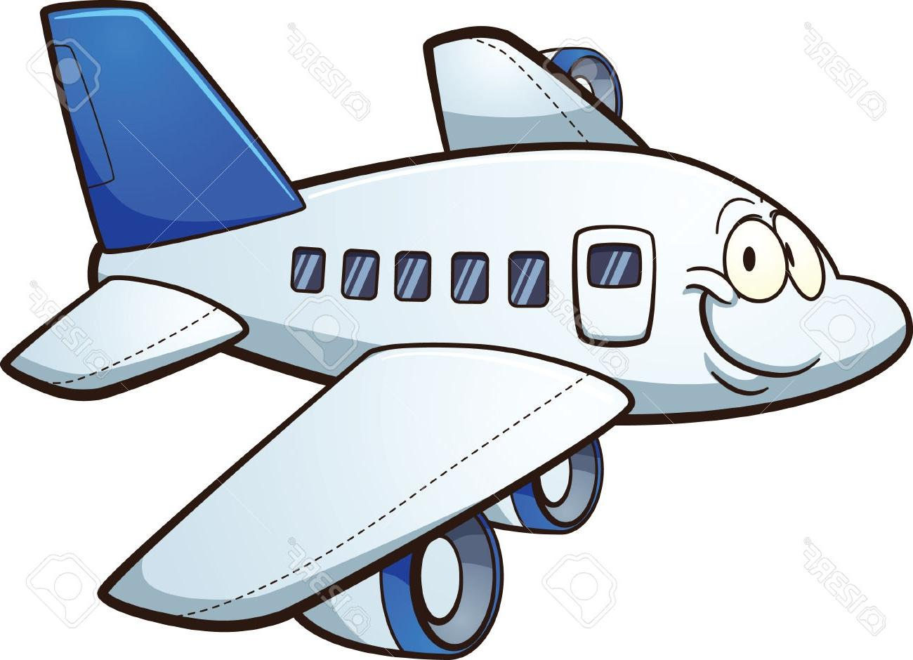 Top Plane Clip Art Design » Free Vector Art, Images.