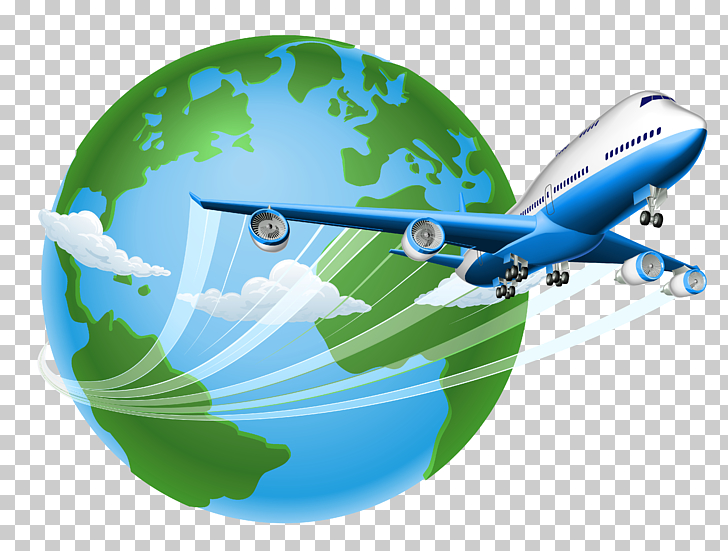 Flight Package tour Airplane Travel Airline, Air Trave.