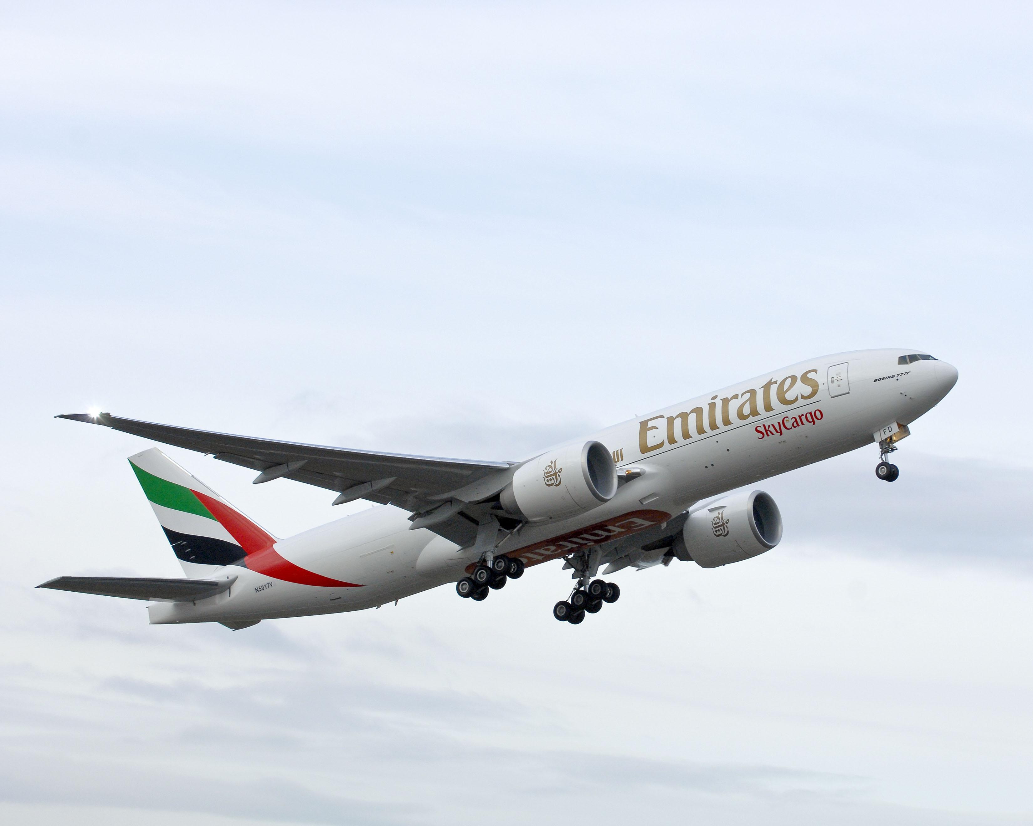Emirates Plane Clipart.