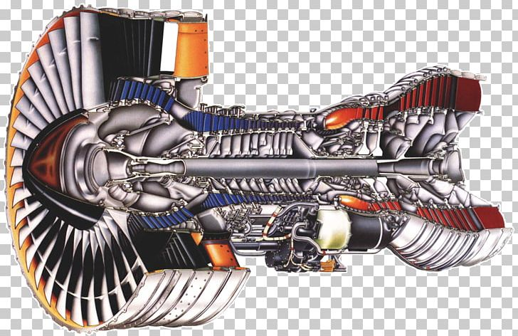 Aircraft Gas Turbine Engine Technology Jet Engine Aircraft.