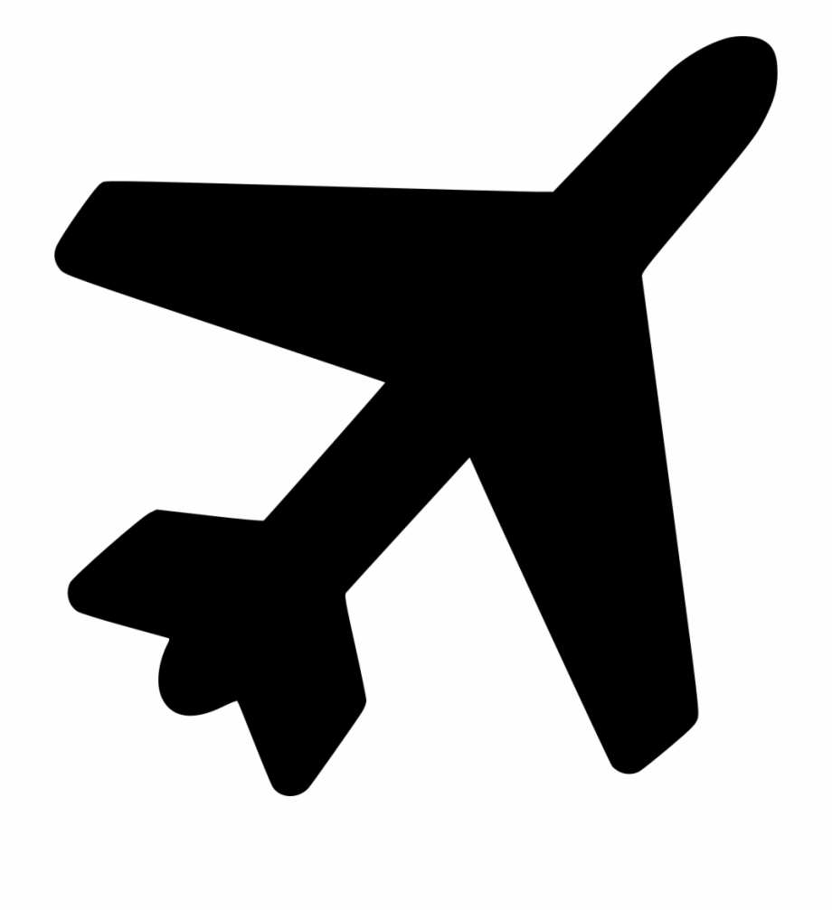 Travel Plane Airplane Svg Png Icon Free Download.