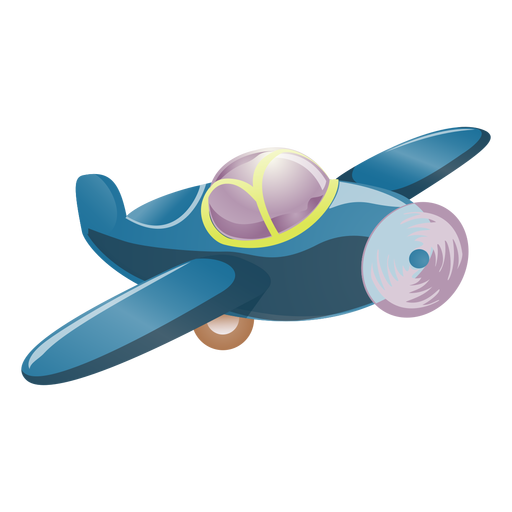 Plane aeroplane airplane flight illustration.