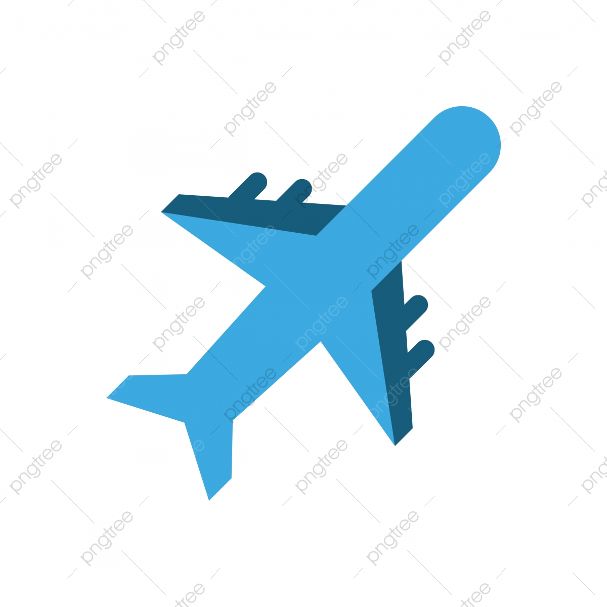 Airplane Illustration, Aeroplane, Air, Aircraft PNG and Vector with.