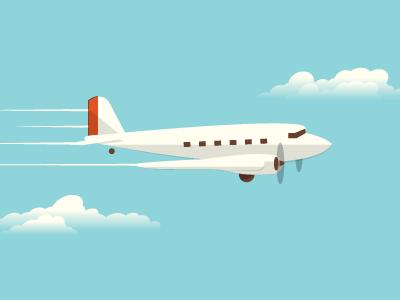 Vintage Airplane.