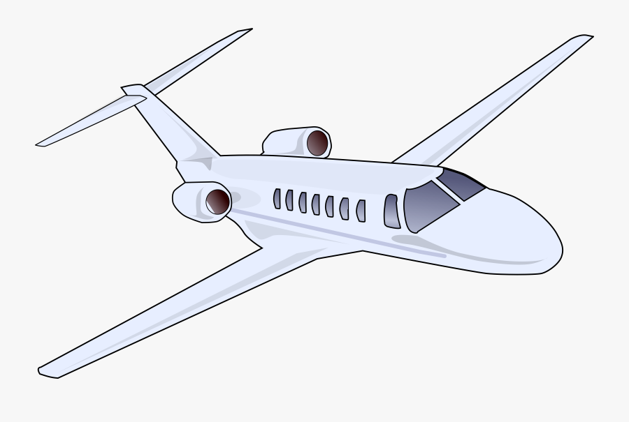 Jet Clipart Corporate Jet.