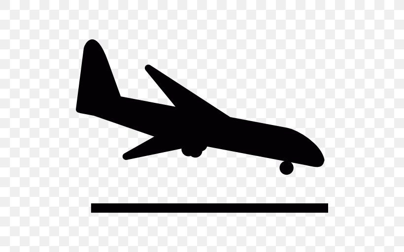 Airplane Aircraft ICON A5 Landing Clip Art, PNG, 512x512px.