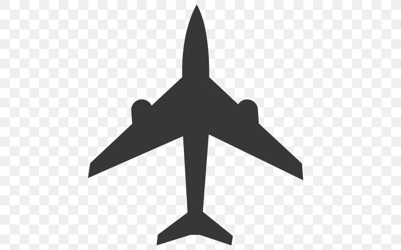 Airplane Aircraft Logo, PNG, 512x512px, Airplane, Air Travel.