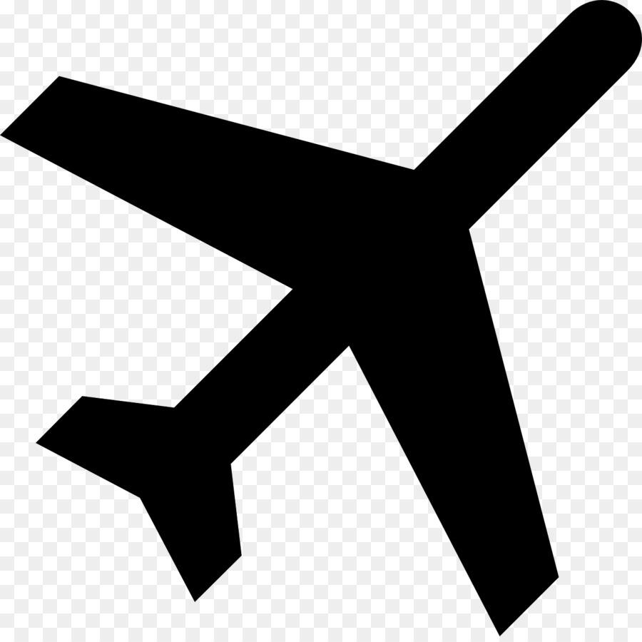 Airplane Logo png download.