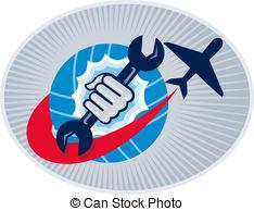 Aircraft mechanic Illustrations and Clipart. 570 Aircraft.