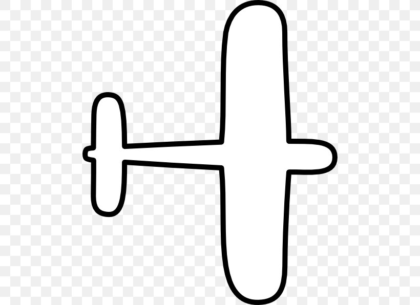 Airplane Clip Art: Transportation Drawing Stencil Clip Art.