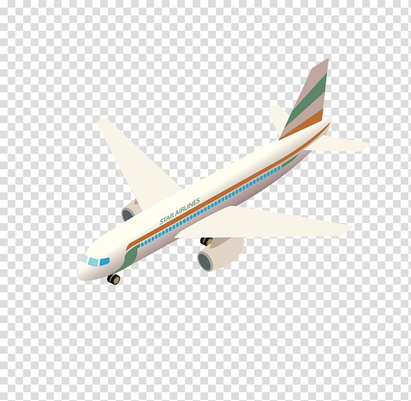 Airplane Narrow.