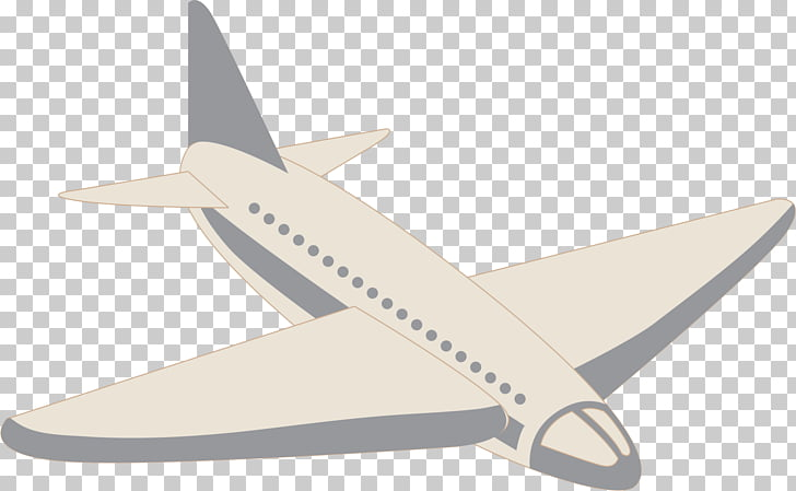 Airplane Aircraft, Painted plane PNG clipart.