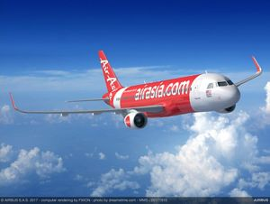 AirAsia to order 14 more A320ceo.