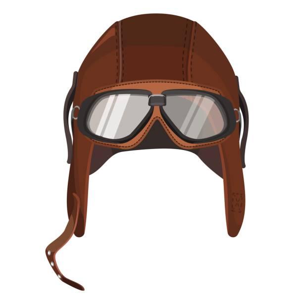 Pilot Goggles Clipart.