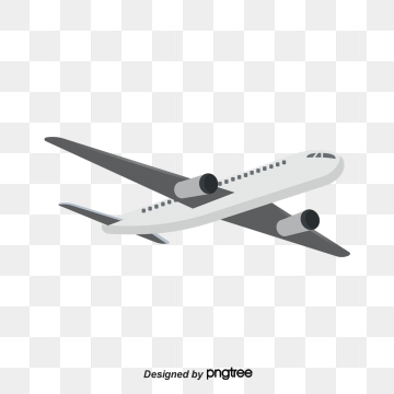 Airplane PNG Images.