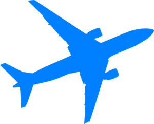 Airplane PNG, SVG Clip art for Web.
