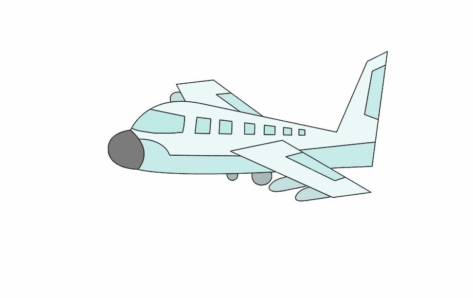 Drawing Airplane Real Plane.