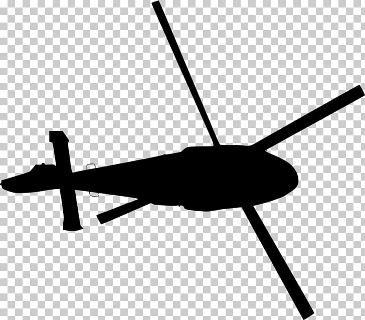 Helicopter rotor Airplane , helicopter PNG clipart.