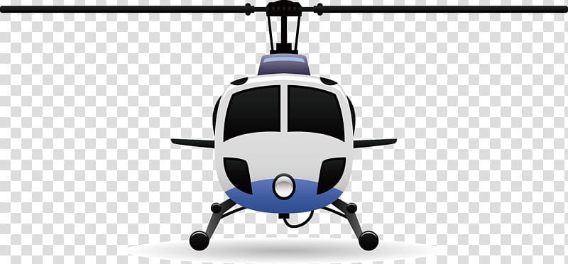 Helicopter rotor Airplane, Helicopter transparent background.