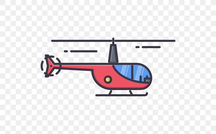 Helicopter Rotor Airplane Clip Art, PNG, 512x512px.