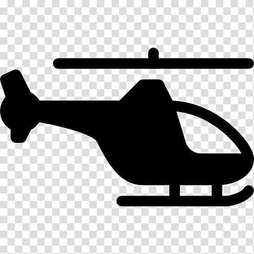 Helicopter rotor Flight Airplane Computer Icons, helicopter.