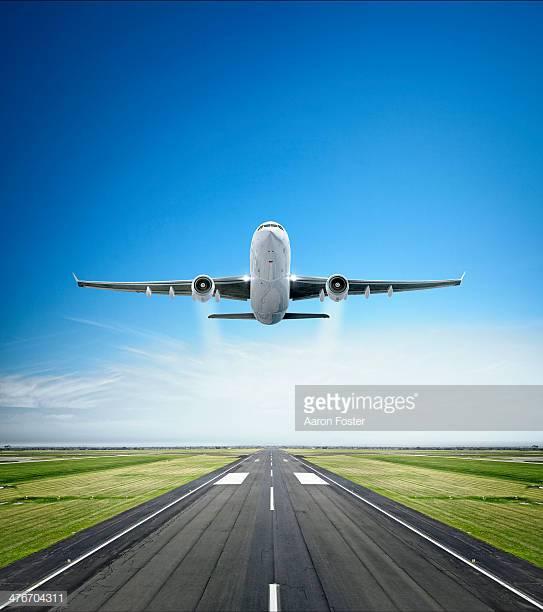 60 Top Airplane Runway Stock Illustrations, Clip art, Cartoons.