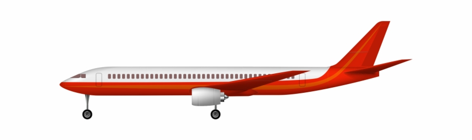 Airplane Side View Png Free PNG Images & Clipart Download #1749294.