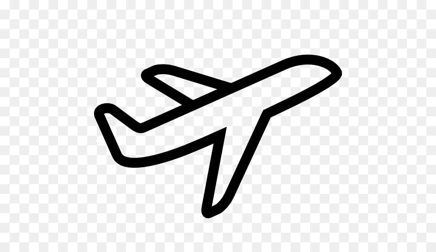 Airplane Symbol clipart.