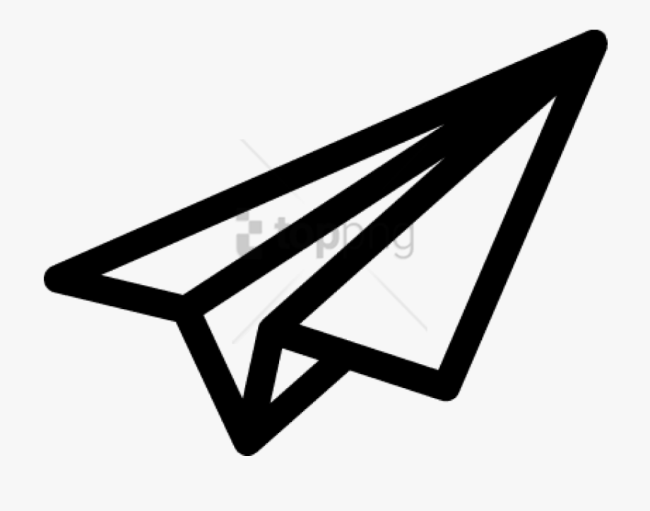 Free Png Paper Airplane Symbol Png Image With Transparent.