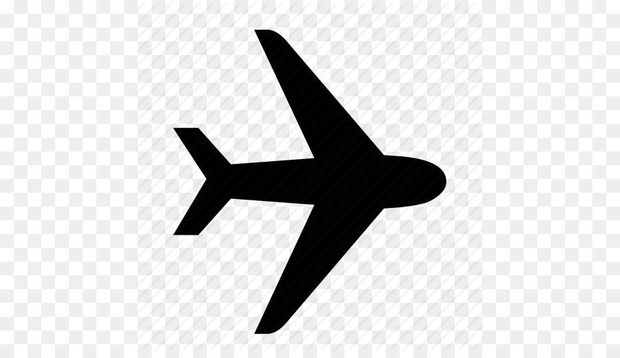 Airplane Symbol png download.
