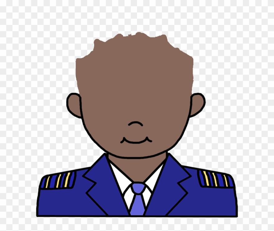 Airplane Pilot Fill In The Blank Thank You Notes For Clipart.