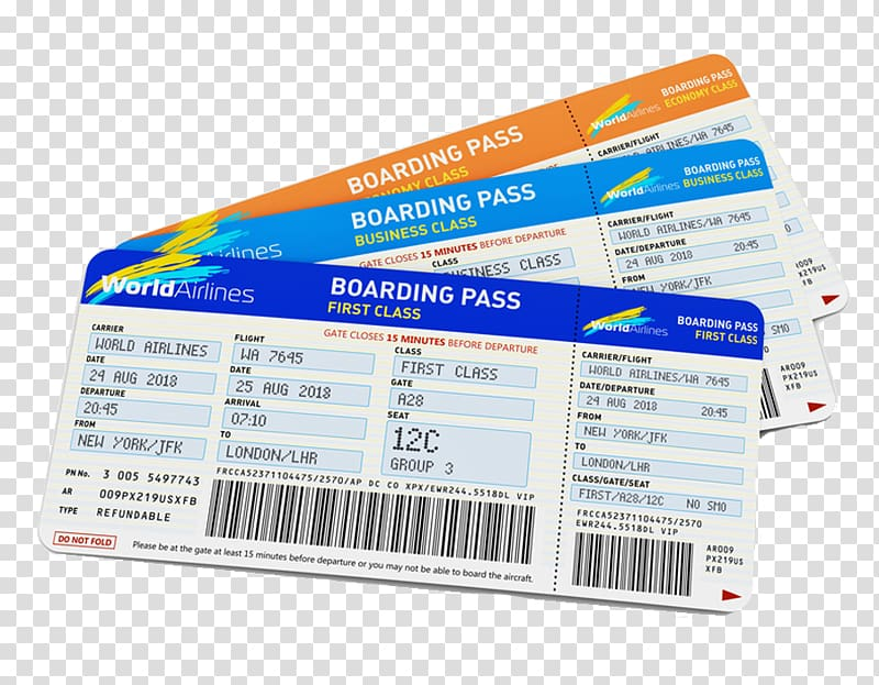 Airplane Flight Air travel Airline ticket, airplane transparent.