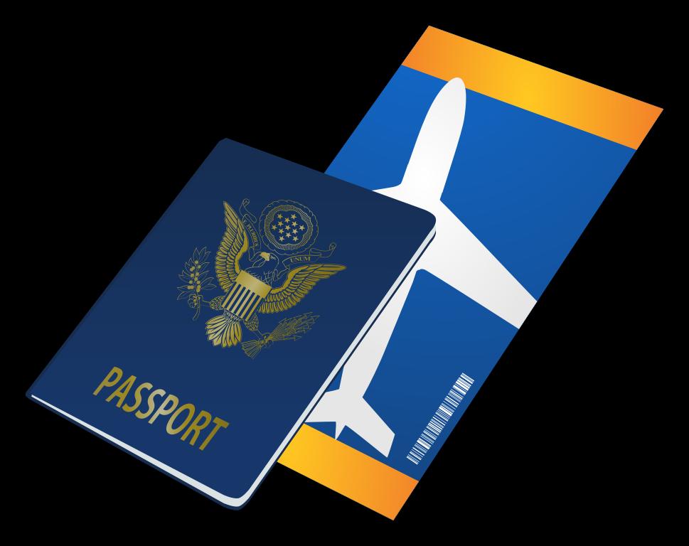 Tickets clipart airplane ticket, Tickets airplane ticket.