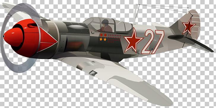 Airplane Lavochkin La.