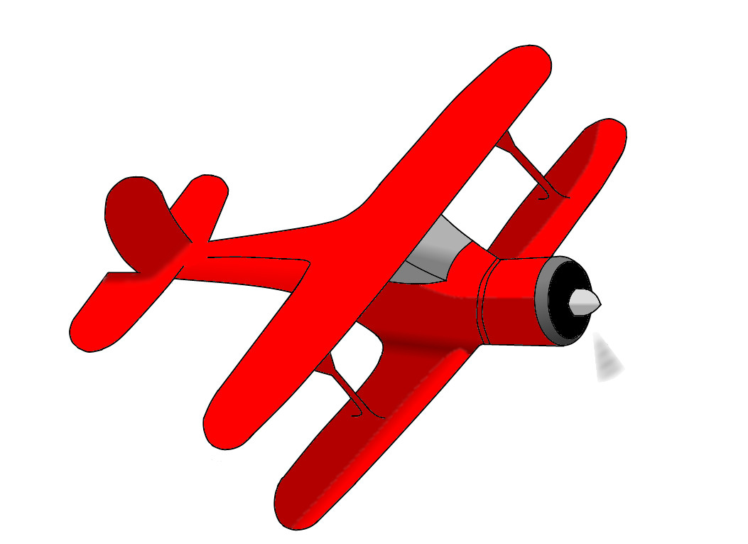 Toy Airplane Clipart Clip art of Airplane Clipart #635 — Clipartwork.