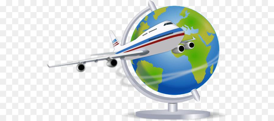 Travel Globe clipart.