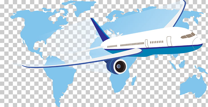 World map Globe, travel agency PNG clipart.