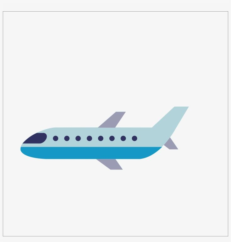Vector Blue Download Aircraft Vector Blue Airplane.
